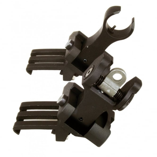 G&P 40 Degree Back-Up Sight Set Black