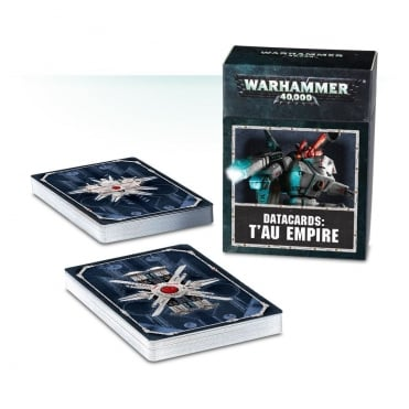 Games Workshop 8th Edition Datacards : T'au Empire
