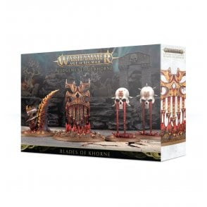 Games Workshop Age of Sigmar Chaos Blades of Khorne : Judgements of Khorne