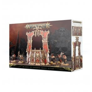 Games Workshop Age of Sigmar Chaos Blades of Khorne : Skull Altar
