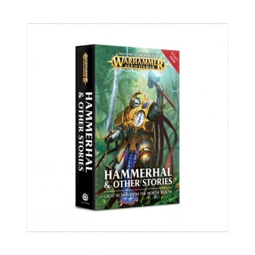 Games Workshop Age of Sigmar : Hammerhal & Other Stories Paperback Book