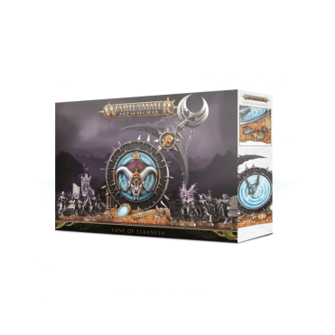 Games Workshop Age of Sigmar : Hedonites of Slaanesh : Fane of Slaanesh