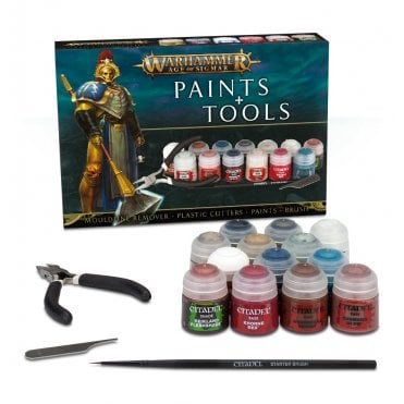 Games Workshop Age of Sigmar : Paints & Tools