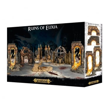 Games Workshop Age of Sigmar: Ruins of Elixia