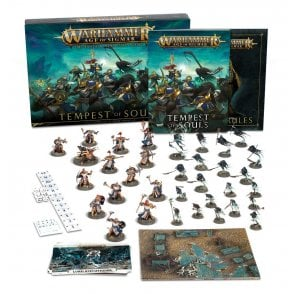 Games Workshop Age of Sigmar : Tempest of Souls Game Starter Set