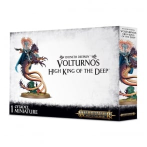 Games Workshop Age of Sigmar Volturnos, High King of the Deep
