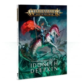 Games Workshop Batletome : Idoneth Deepkin (Hardback)