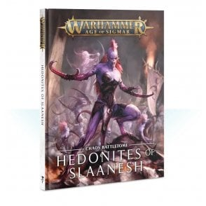 Games Workshop Battletome : Hedonites of Slaanesh Hardback Book