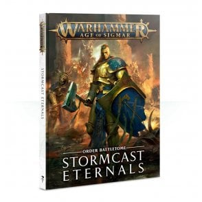 Games Workshop Battletome : Stormcast Eternals (Hardback)