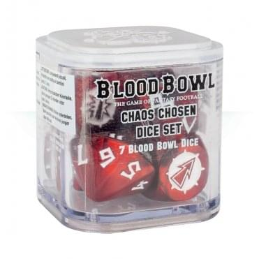 Games Workshop Blood Bowl : Chaos Chosen Dice