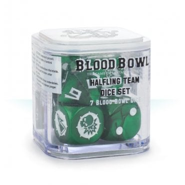 Games Workshop Blood Bowl : Halfling Dice Set