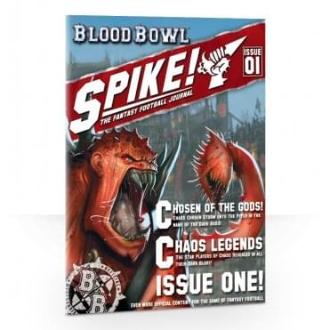 Games Workshop Blood Bowl Spike! Journal : Issue 1
