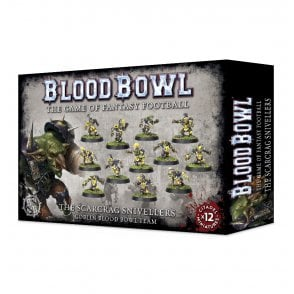 Games Workshop Bloodbowl : Scarcrag Snivellers Team