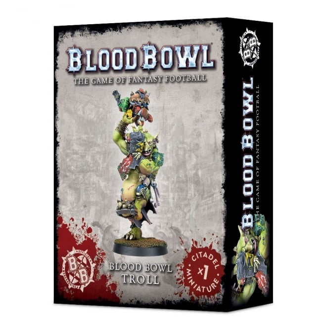Games Workshop Bloodbowl Troll