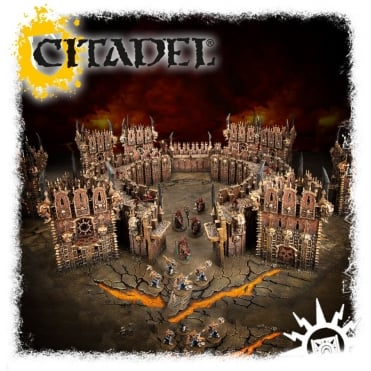 Games Workshop Chaos Dreadhold: Citadel of the Everchosen