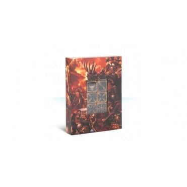 Games Workshop Chaos Space Marines Dice Set