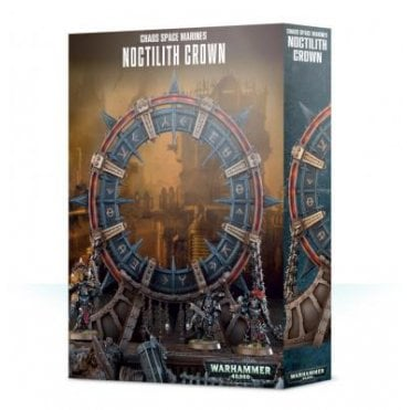 Games Workshop Chaos Space Marines Noctilith Crown