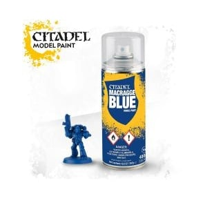 Citadel Macragge Blue Spray Paint 400ml