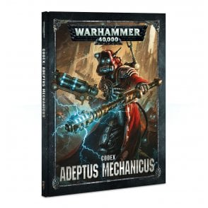 Games Workshop Codes : Adeptus Mechanicus (Hardbook)
