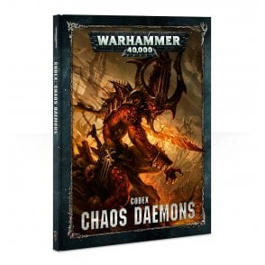 Games Workshop Codex : Chaos Demons
