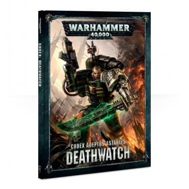 Games Workshop Codex : Deathwatch