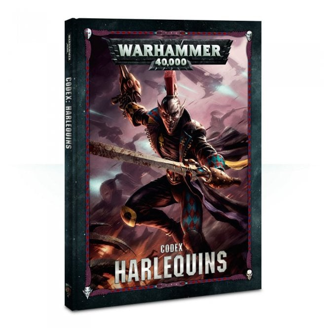 Games Workshop Codex : Harlequins