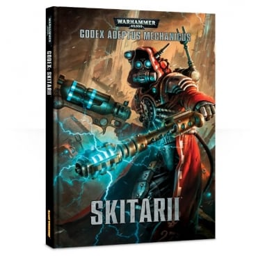 Codex : Skitarii (Hardback)