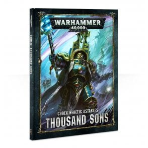 Games Workshop Codex : Thousand Sons