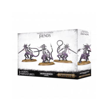 Games Workshop Daemons of Slaanesh : Fiends