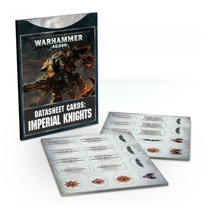 Games Workshop Datasheets : Imperial Knights