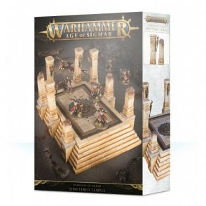 Games Workshop Dominion of Sigmar : Shattered Temple