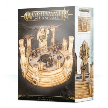 Games Workshop Dominion of Sigmar : Sigmarite Dias