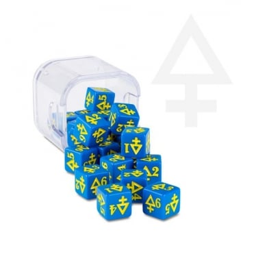 Games Workshop Eldar Dire Avengers Dice