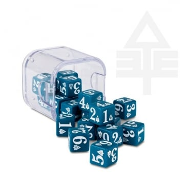Games Workshop Eldar Swooping Hawks Dice
