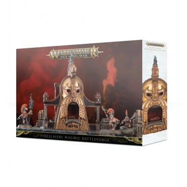 Games Workshop Fyreslayers Magmic Battleforge