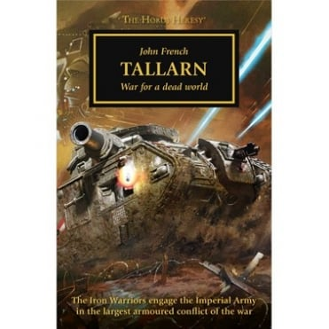 Games Workshop Horus Heresy : Tallarn Hardback Book