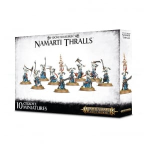 Games Workshop Idoneth Deepkin : Namarti Thralls