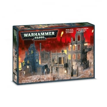Games Workshop Imperial Sector Scenery Set