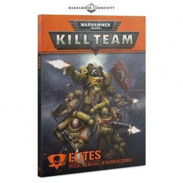 Games Workshop Kill Team : Elites Softback