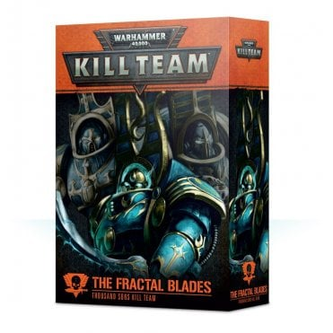Games Workshop Kill Team : Fractal Blades - Thousand Sons Kill Team
