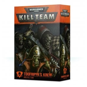 Games Workshop Kill Team : Toofrippa's Krew - Ork Kill Team