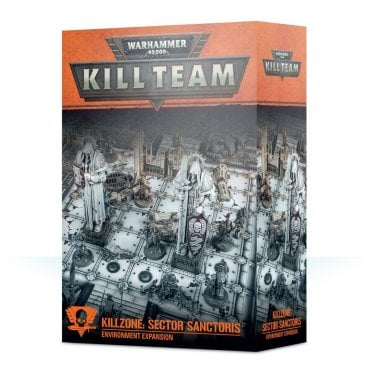 Games workshop Killzone : Sector Sanctoris Environment Expansion