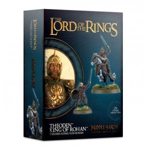 Games Workshop Lord of the Rings : Theoden King of Rohan