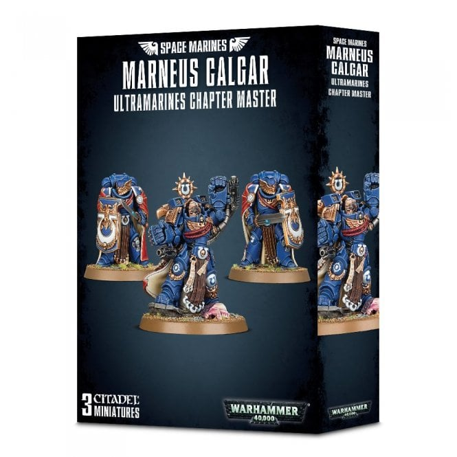Games Workshop Marneus Calgar: Ultramarines Chapter Master