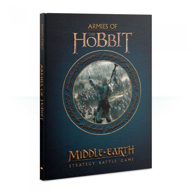 Games Workshop Middle Earth - Armies of The Hobbit Book