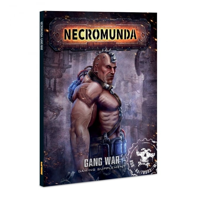 Games Workshop Necromunda: Gang War Game Supplement
