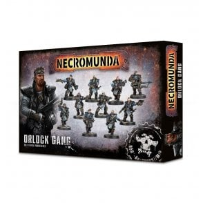 Games Workshop Necromunda Orlock Gang