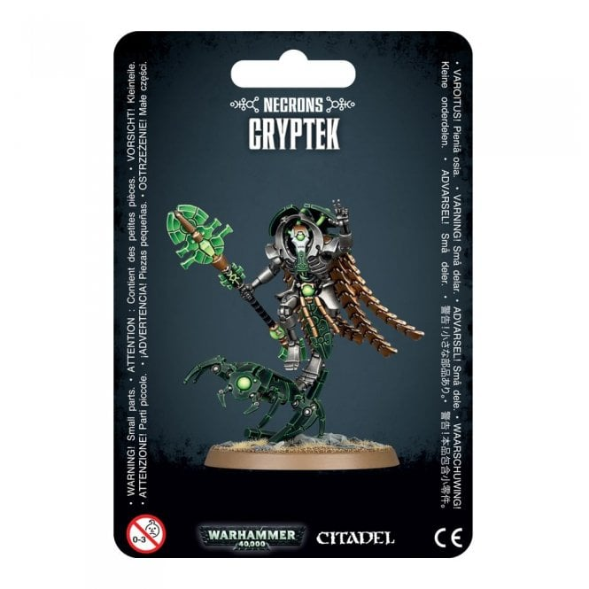 Games Workshop Necrons Cryptek