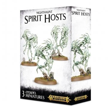 Games Workshop Nighthaunt Spirit Hosts