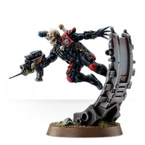 Games Workshop Officio Assassinorium Eversor Assassin